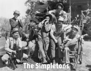 Meet the Simpletons