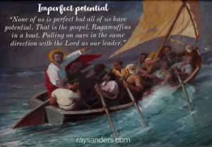 Imperfect potential
